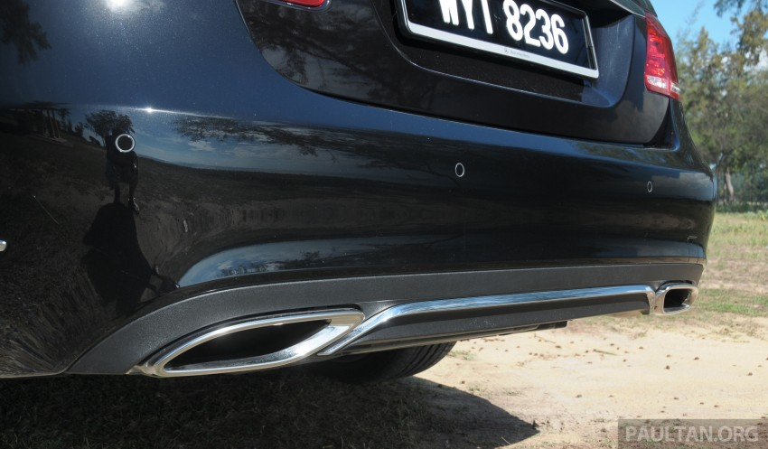 DRIVEN: W212 Mercedes E-Class facelift – E 200, E 250 Image #228585