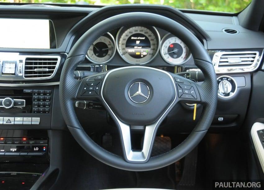 DRIVEN: W212 Mercedes E-Class facelift – E 200, E 250 Image #228598