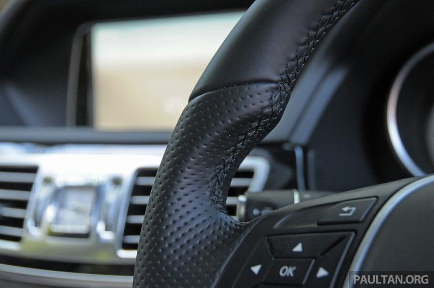 DRIVEN: W212 Mercedes E-Class facelift – E 200, E 250 Image #228602