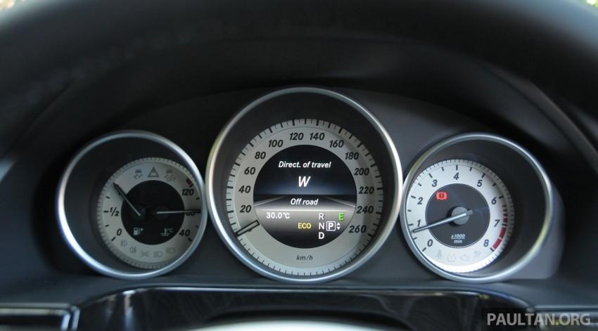 DRIVEN: W212 Mercedes E-Class facelift – E 200, E 250 Image #228603
