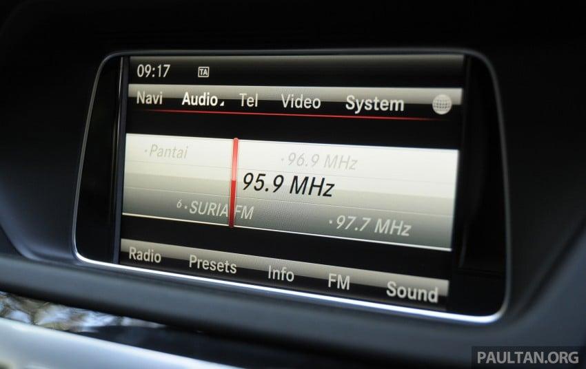 DRIVEN: W212 Mercedes E-Class facelift – E 200, E 250 Image #228605