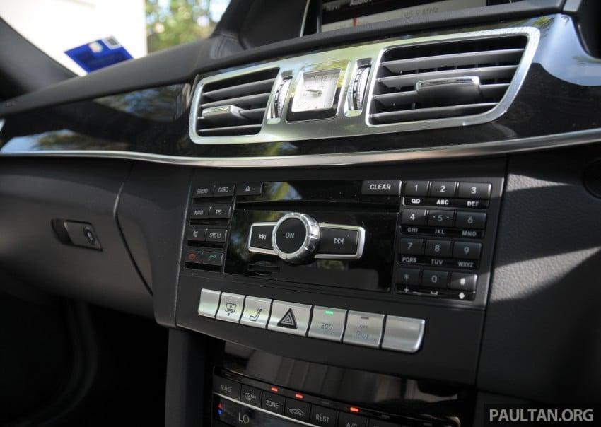 DRIVEN: W212 Mercedes E-Class facelift – E 200, E 250 Image #228608