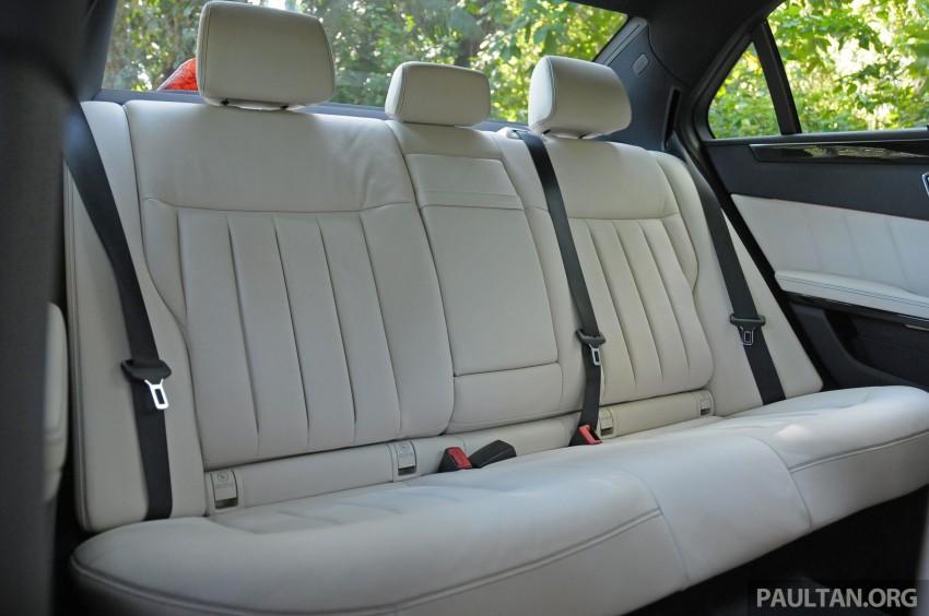 DRIVEN: W212 Mercedes E-Class facelift – E 200, E 250 Image #228621