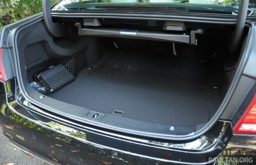 DRIVEN: W212 Mercedes E-Class facelift – E 200, E 250 Image #228625