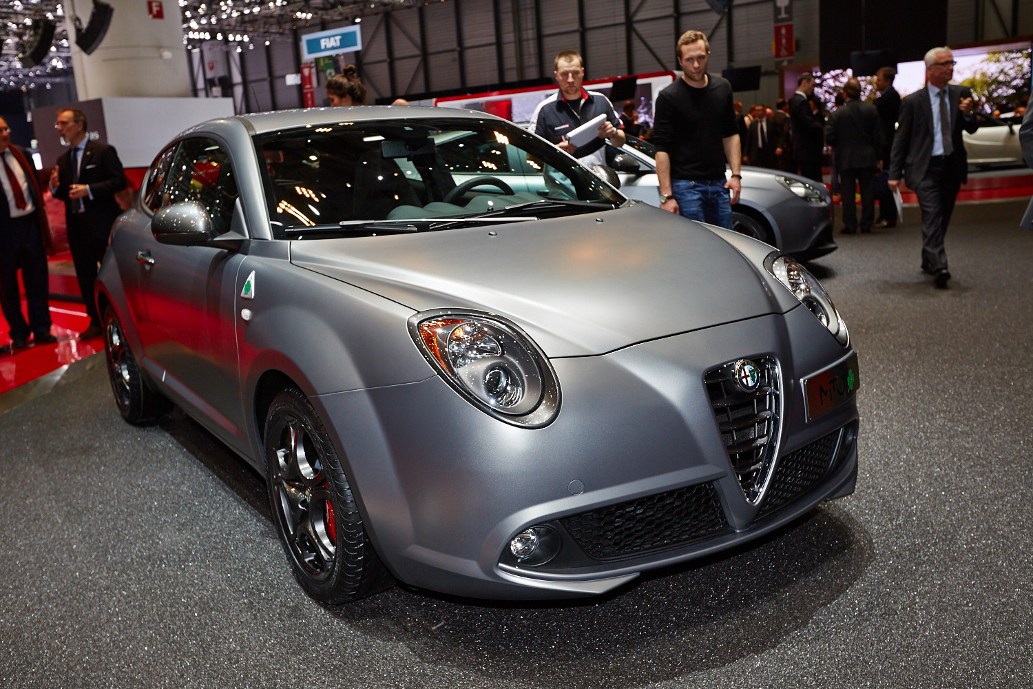 alfa romeo mito quadrifoglio verde detailed ahead of geneva debut. Black Bedroom Furniture Sets. Home Design Ideas