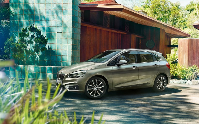 F45 BMW 2 Series Active Tourer – scoring some firsts Image #229127