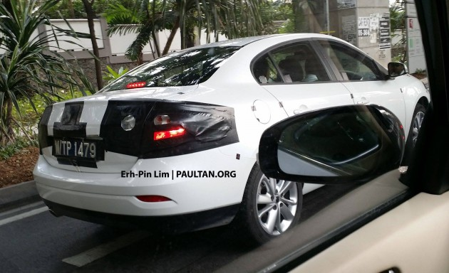 2018 renault fluence.  2018 could this sighting mean that the renault fluence is set for a local  launch if so there possibility car will be locallyassembled by tan chong  intended 2018 renault fluence