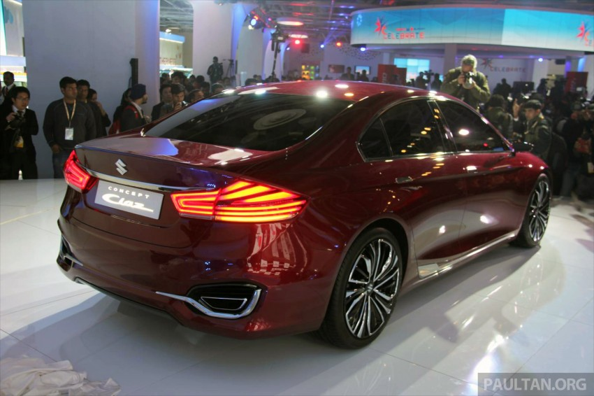 Maruti Suzuki Ciaz – an Authentics by a different name Image #227481