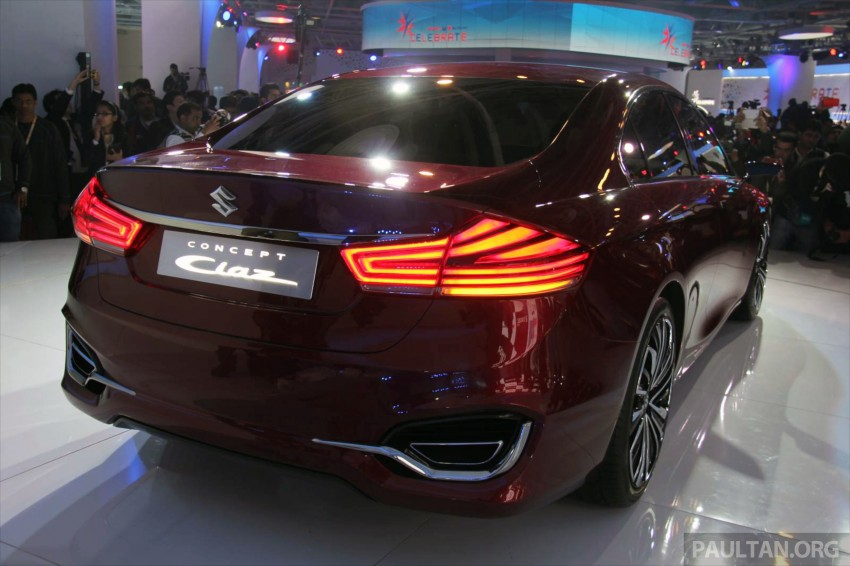 Maruti Suzuki Ciaz – an Authentics by a different name Image #227482