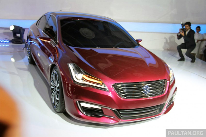 Maruti Suzuki Ciaz – an Authentics by a different name Image #227483