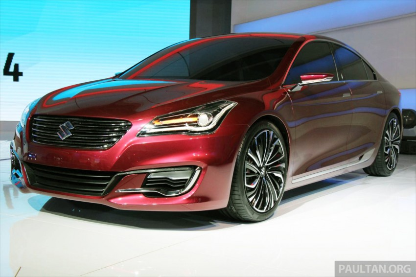 Maruti Suzuki Ciaz – an Authentics by a different name Image #227484