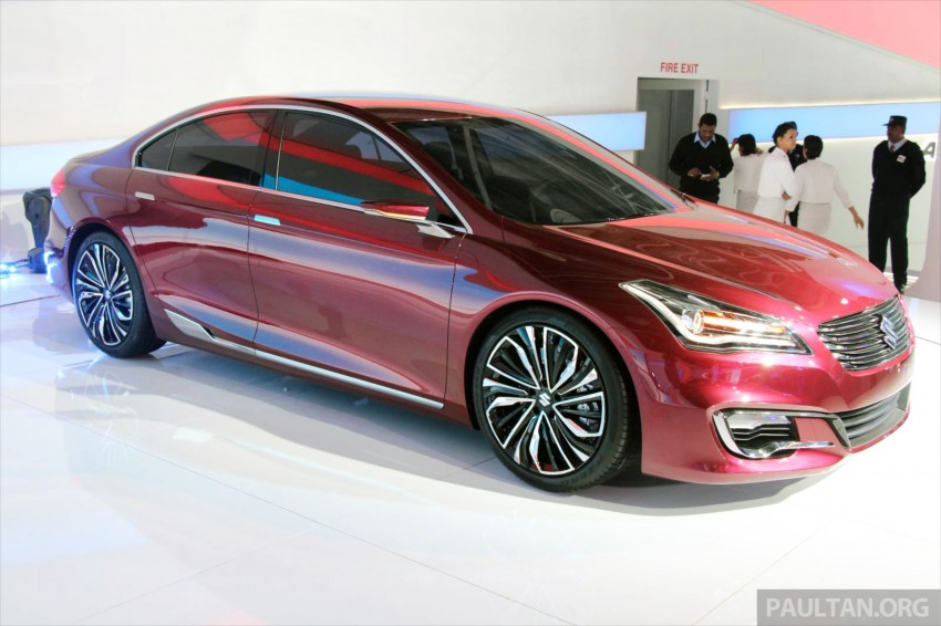 Maruti Suzuki Ciaz – an Authentics by a different name Image #227486