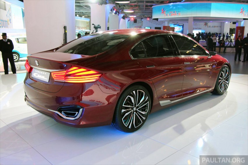 Maruti Suzuki Ciaz – an Authentics by a different name Image #227488