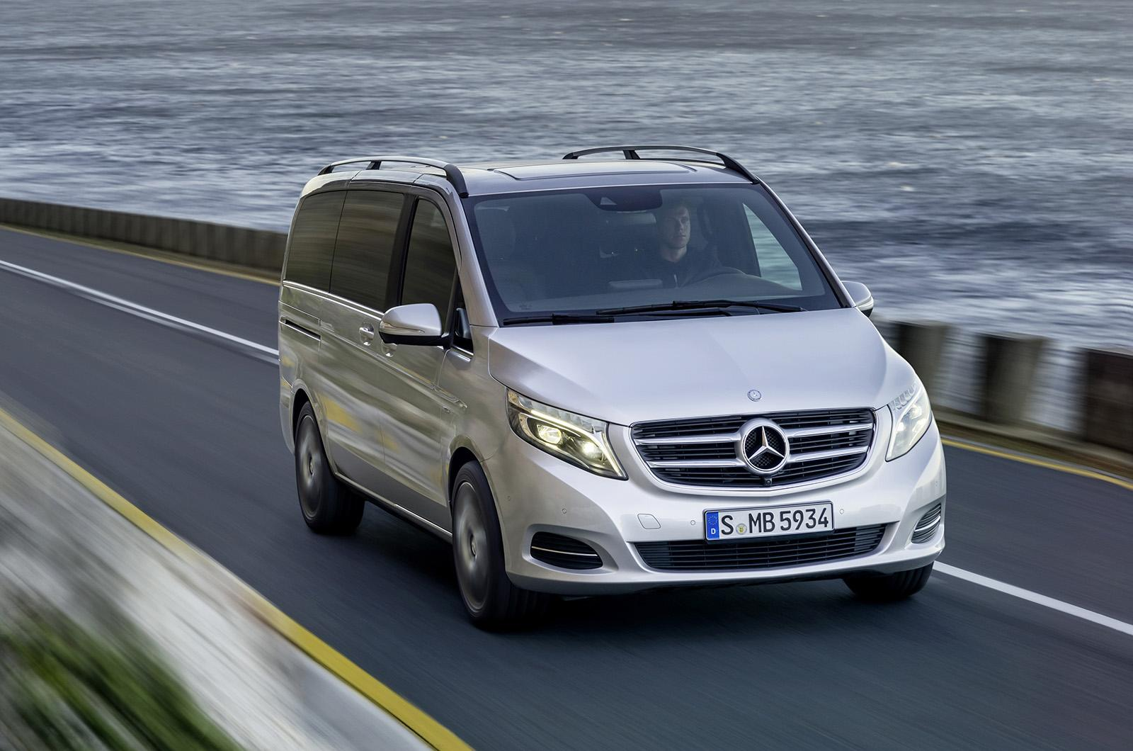 mercedes benz v class w447 officially unveiled image 225684. Cars Review. Best American Auto & Cars Review