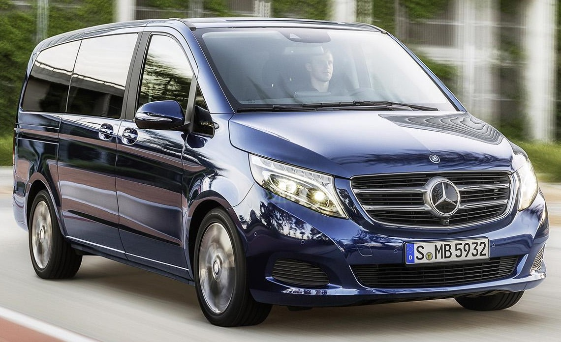 mercedes benz v class w447 officially unveiled image 225685. Cars Review. Best American Auto & Cars Review