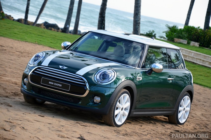 F56 MINI Hatch to make Malaysian debut in April Image #229658