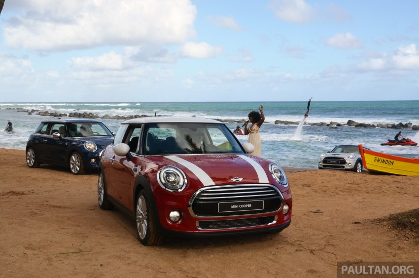 F56 MINI Hatch to make Malaysian debut in April Image #229661