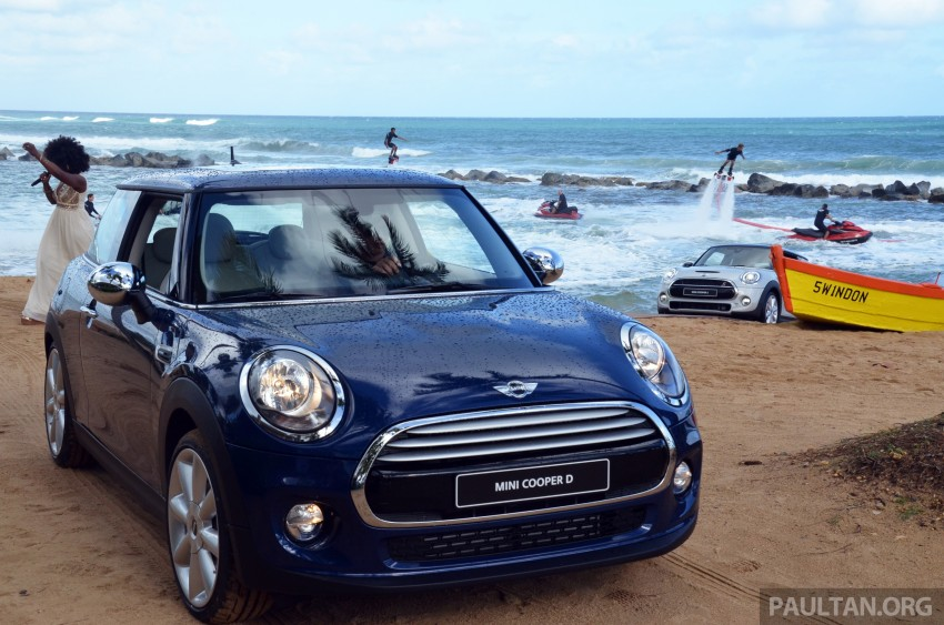 F56 MINI Hatch to make Malaysian debut in April Image #229662