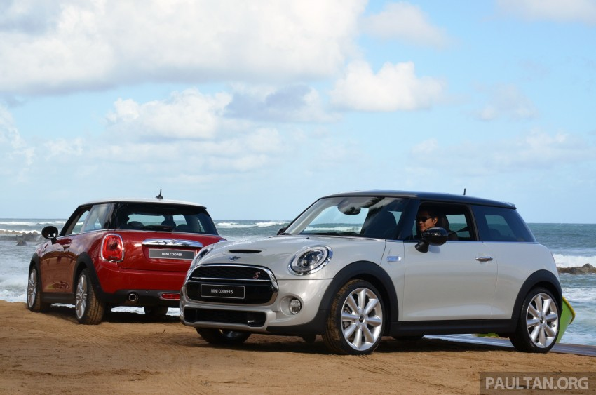 F56 MINI Hatch to make Malaysian debut in April Image #229663