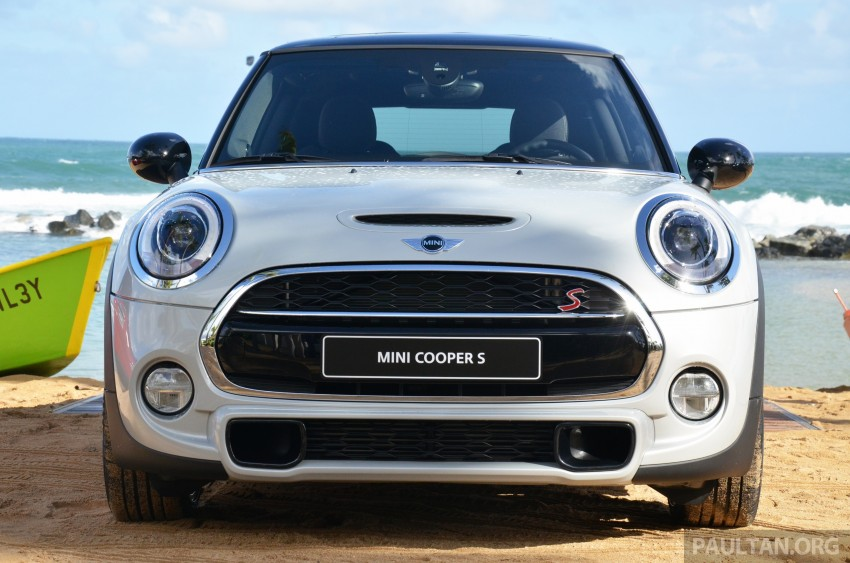 F56 MINI Hatch to make Malaysian debut in April Image #229664