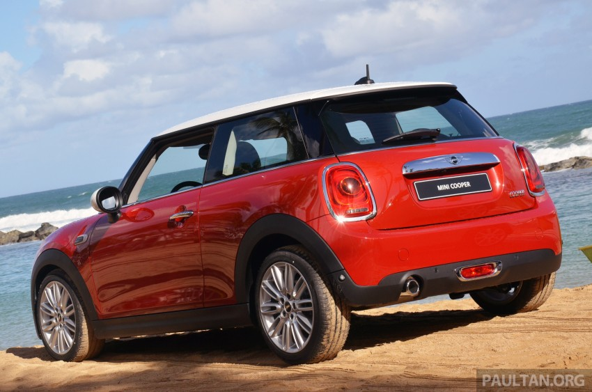F56 MINI Hatch to make Malaysian debut in April Image #229665