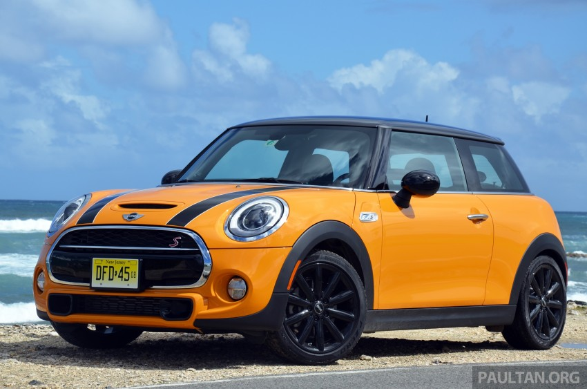 F56 MINI Hatch to make Malaysian debut in April Image #229666