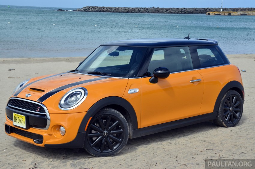 F56 MINI Hatch to make Malaysian debut in April Image #229667