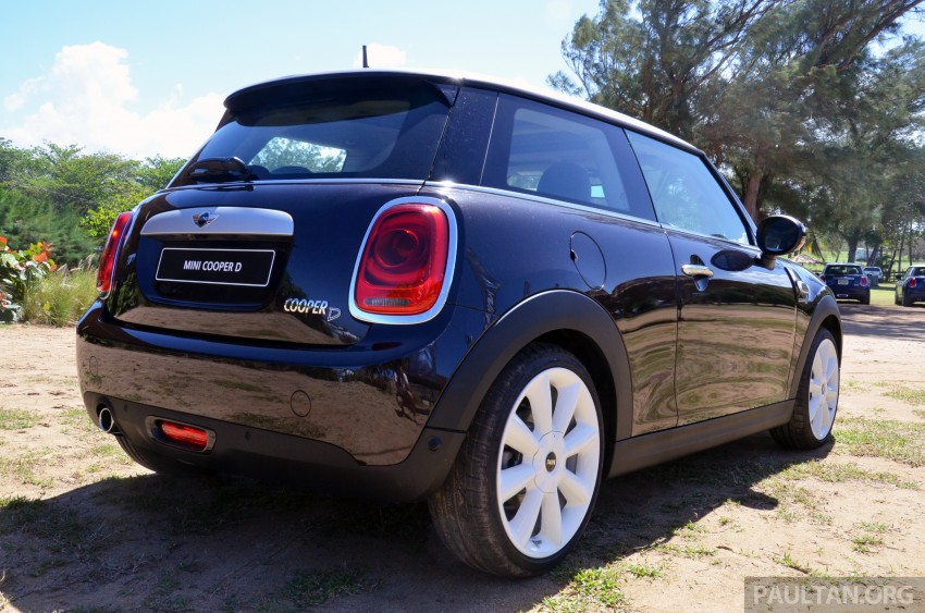 F56 MINI Hatch to make Malaysian debut in April Image #229669