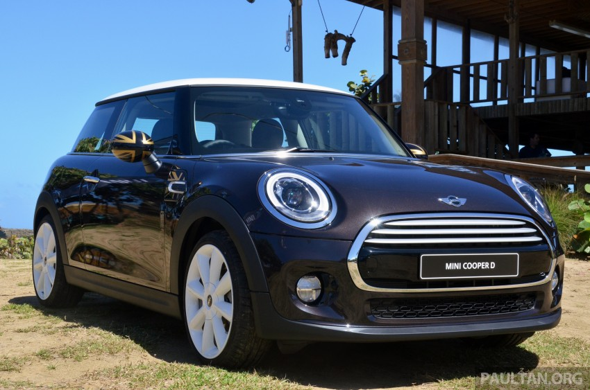 F56 MINI Hatch to make Malaysian debut in April Image #229670