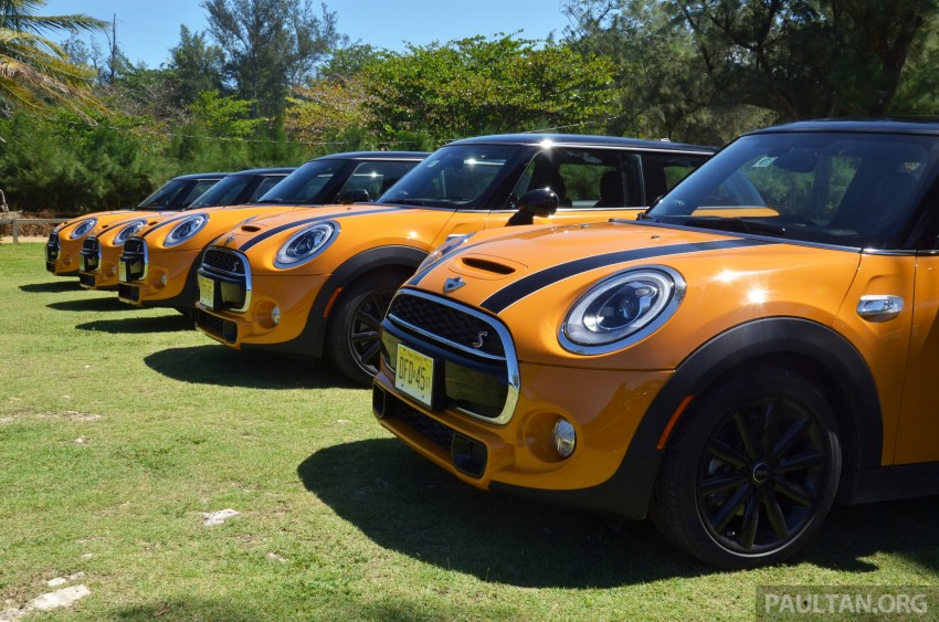 F56 MINI Hatch to make Malaysian debut in April Image #229672