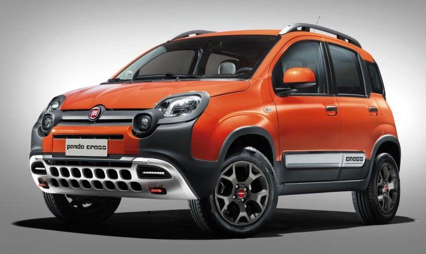 Fiat Panda Cross – new offroad bear heads to Geneva Image #230418