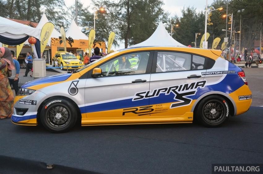 Proton R3 Suprima S Malaysian Touring Car unveiled Image #227199