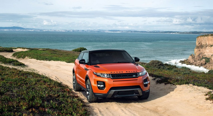 Range Rover Evoque Autobiography Dynamic – more power, sportier chassis for the new range-topper Image #232085