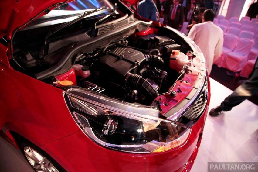 Tata Bolt debuts in Delhi – hatchback version of Zest Image #225833