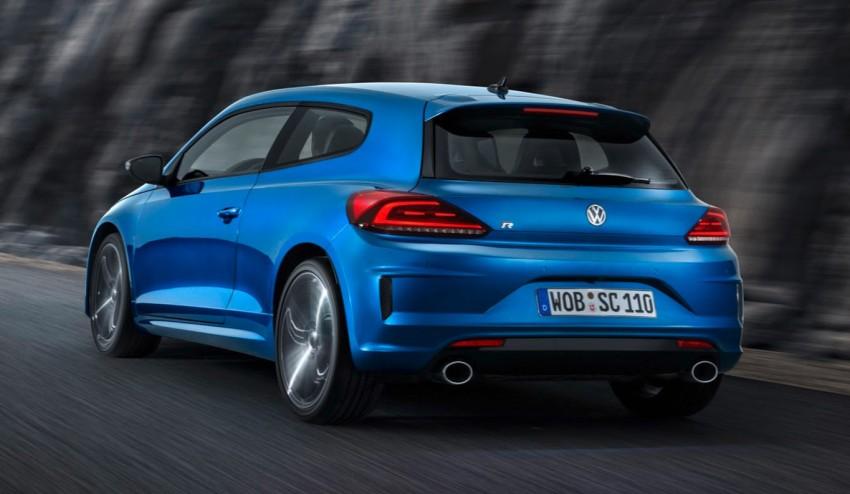 Volkswagen Scirocco – third-gen gets a facelift Image #228728