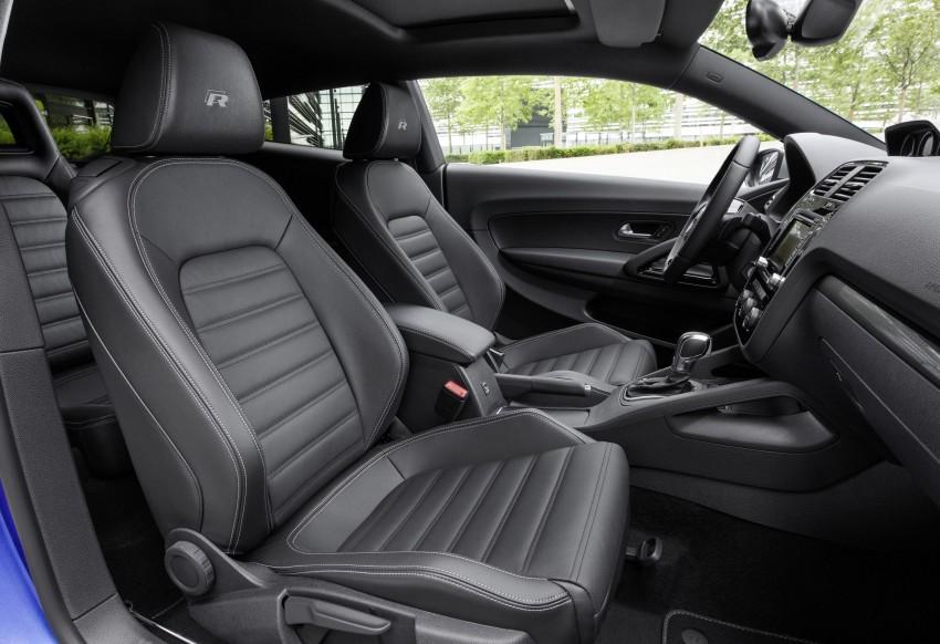 Volkswagen Scirocco – third-gen gets a facelift Image #272132