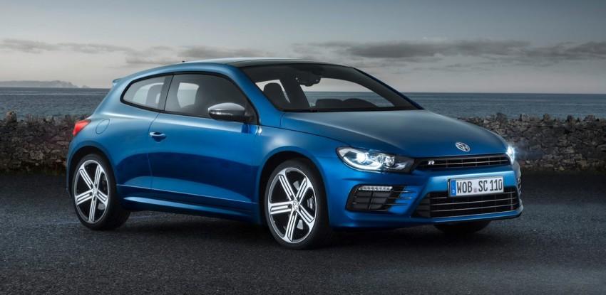 Volkswagen Scirocco – third-gen gets a facelift Image #228729
