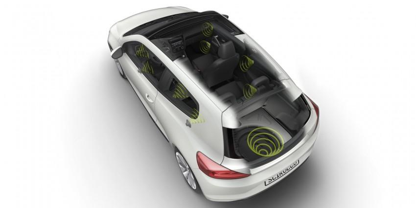 Volkswagen Scirocco – third-gen gets a facelift Image #272136