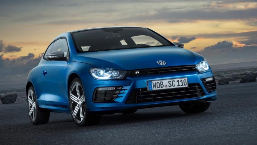 Volkswagen Scirocco – third-gen gets a facelift Image #228732