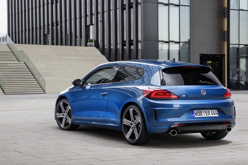 Volkswagen Scirocco – third-gen gets a facelift Image #272143