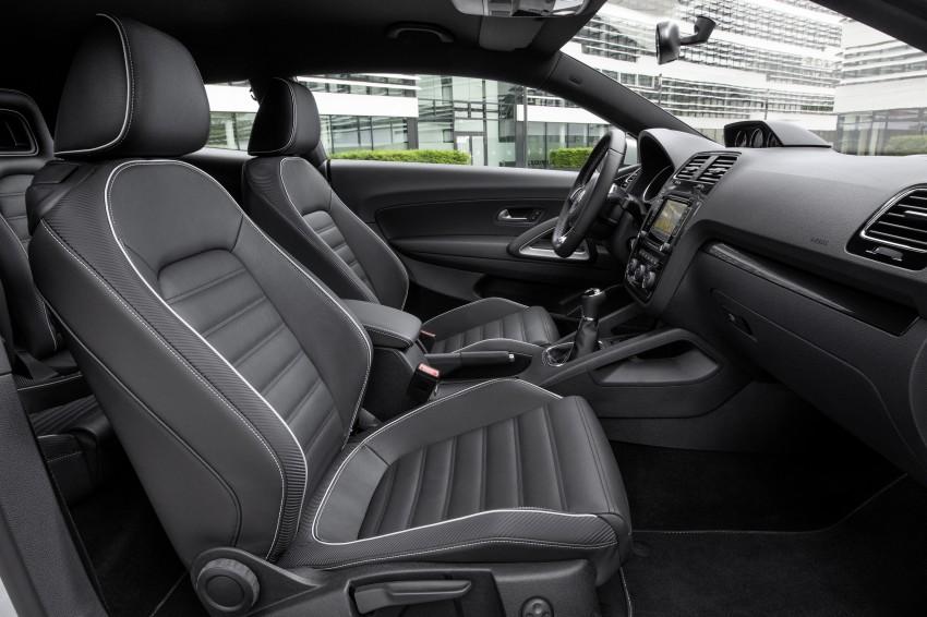 Volkswagen Scirocco – third-gen gets a facelift Image #272146