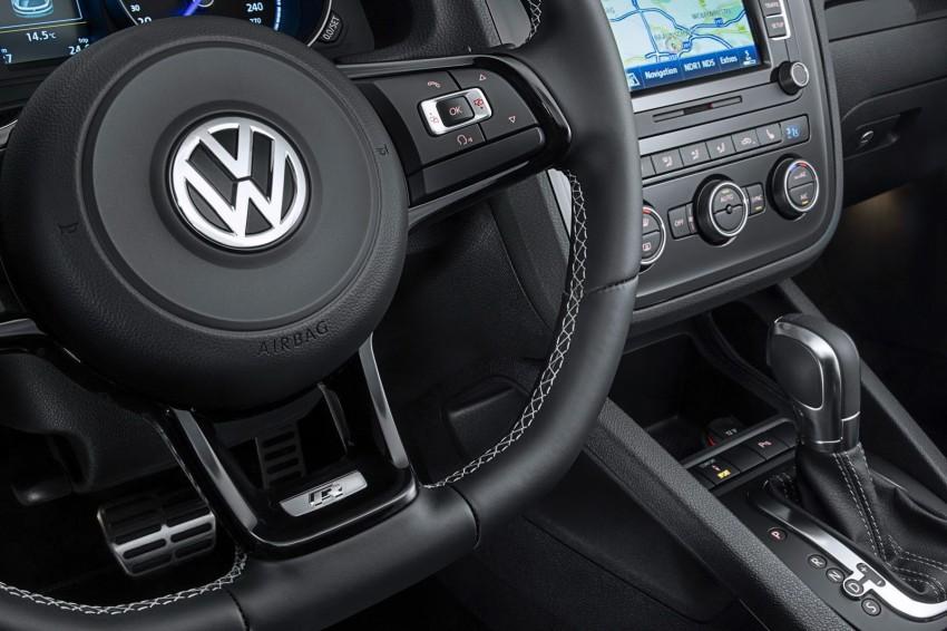 Volkswagen Scirocco – third-gen gets a facelift Image #228742