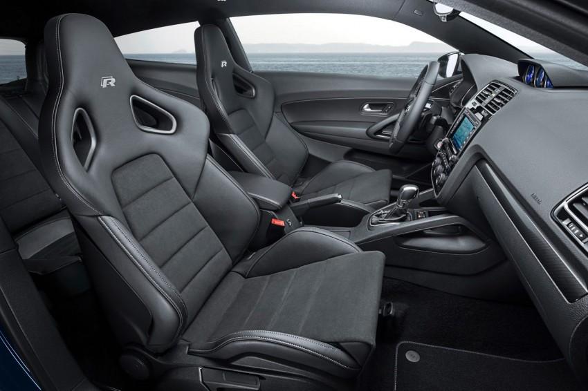 Volkswagen Scirocco – third-gen gets a facelift Image #228743
