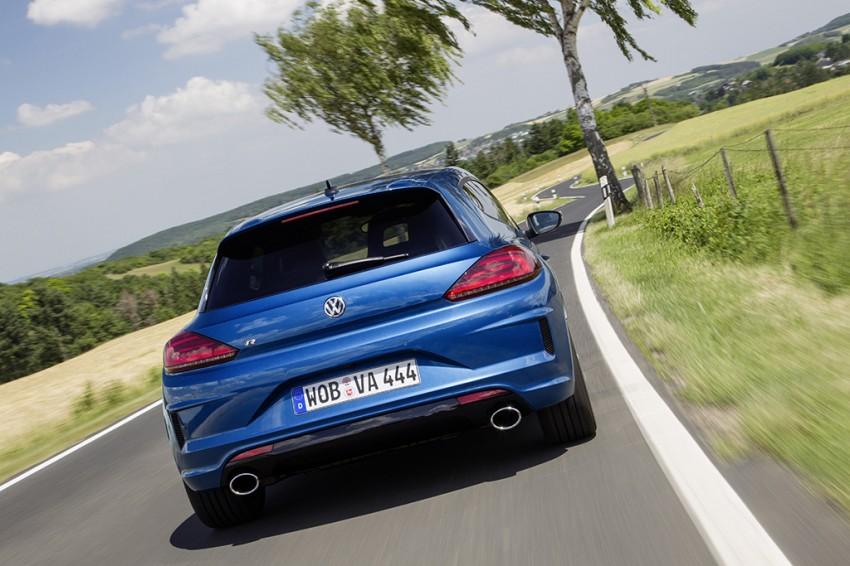Volkswagen Scirocco – third-gen gets a facelift Image #272149