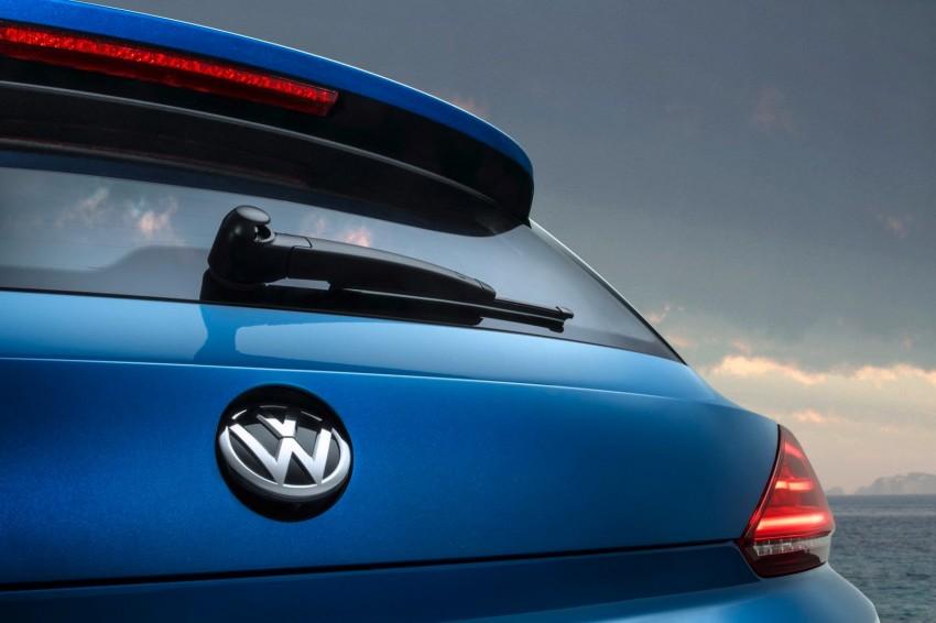 Volkswagen Scirocco – third-gen gets a facelift Image #228744