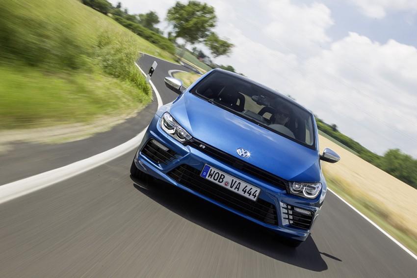 Volkswagen Scirocco – third-gen gets a facelift Image #272151