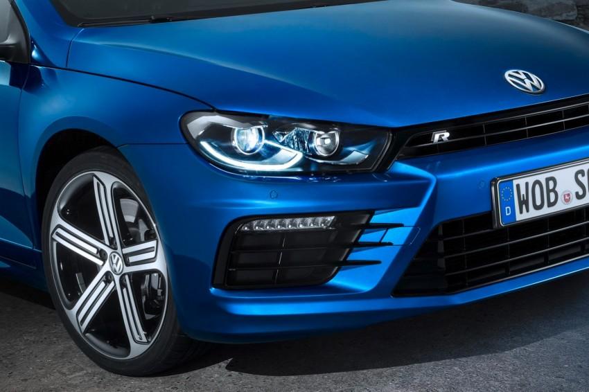 Volkswagen Scirocco – third-gen gets a facelift Image #228746