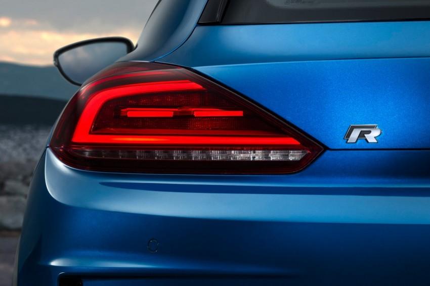 Volkswagen Scirocco – third-gen gets a facelift Image #228748