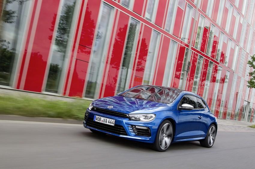 Volkswagen Scirocco – third-gen gets a facelift Image #272154