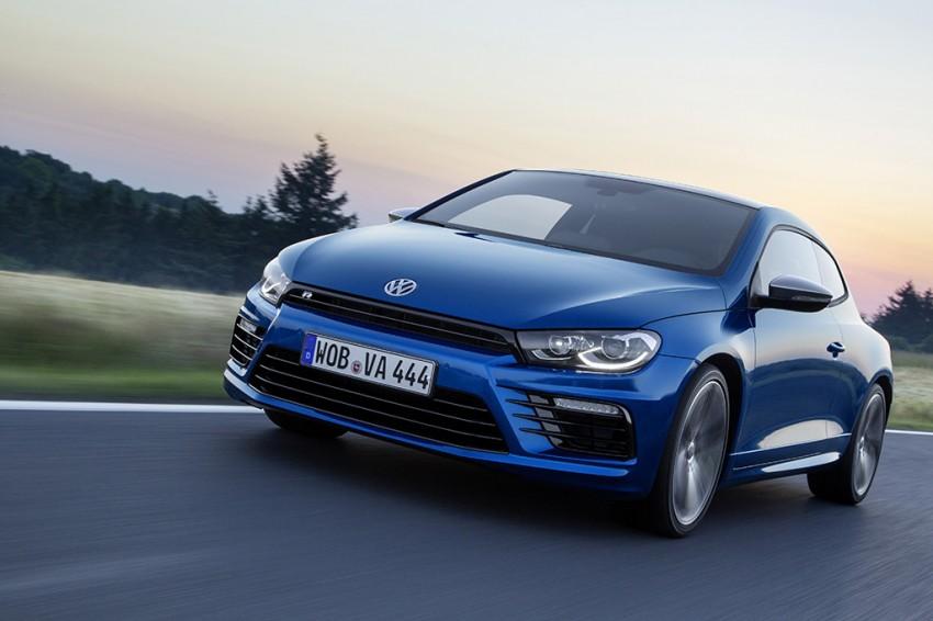 Volkswagen Scirocco – third-gen gets a facelift Image #272158